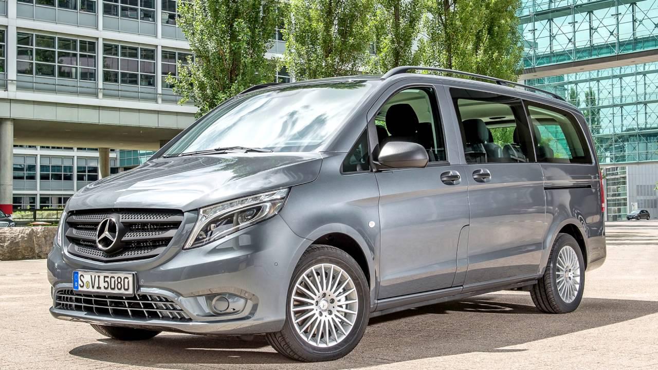 Mercedes-Benz Vito III (W447) 2014 - now Minivan #4