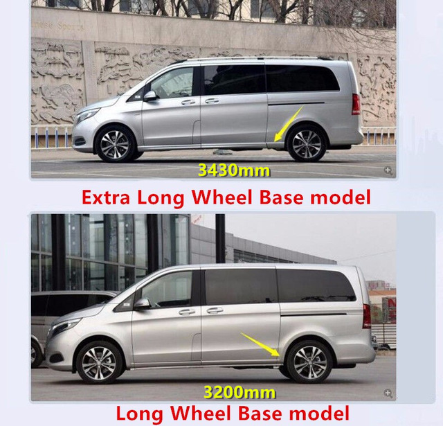 Mercedes-Benz Vito III (W447) 2014 - now Minivan #5
