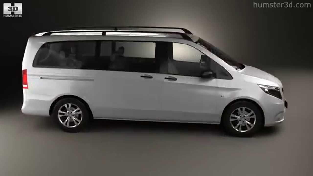 Mercedes-Benz Vito III (W447) 2014 - now Minivan #6