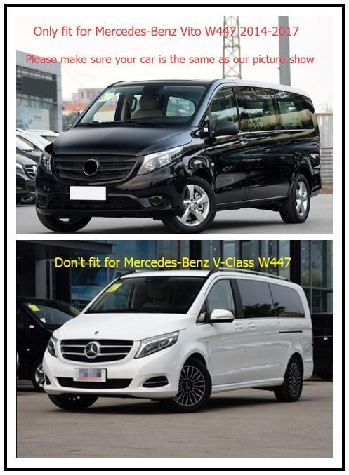 Mercedes-Benz Vito III (W447) 2014 - now Minivan #2