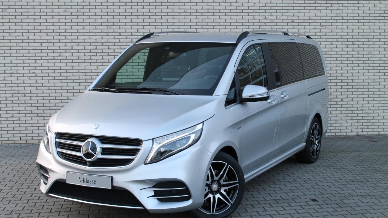 Mercedes-Benz V-klasse II 2014 - now Minivan #5