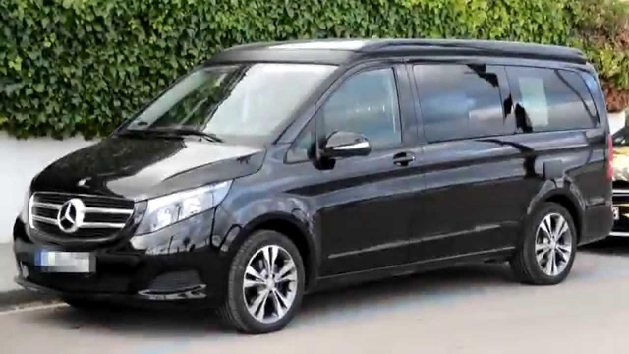 Mercedes-Benz V-klasse II 2014 - now Minivan #3