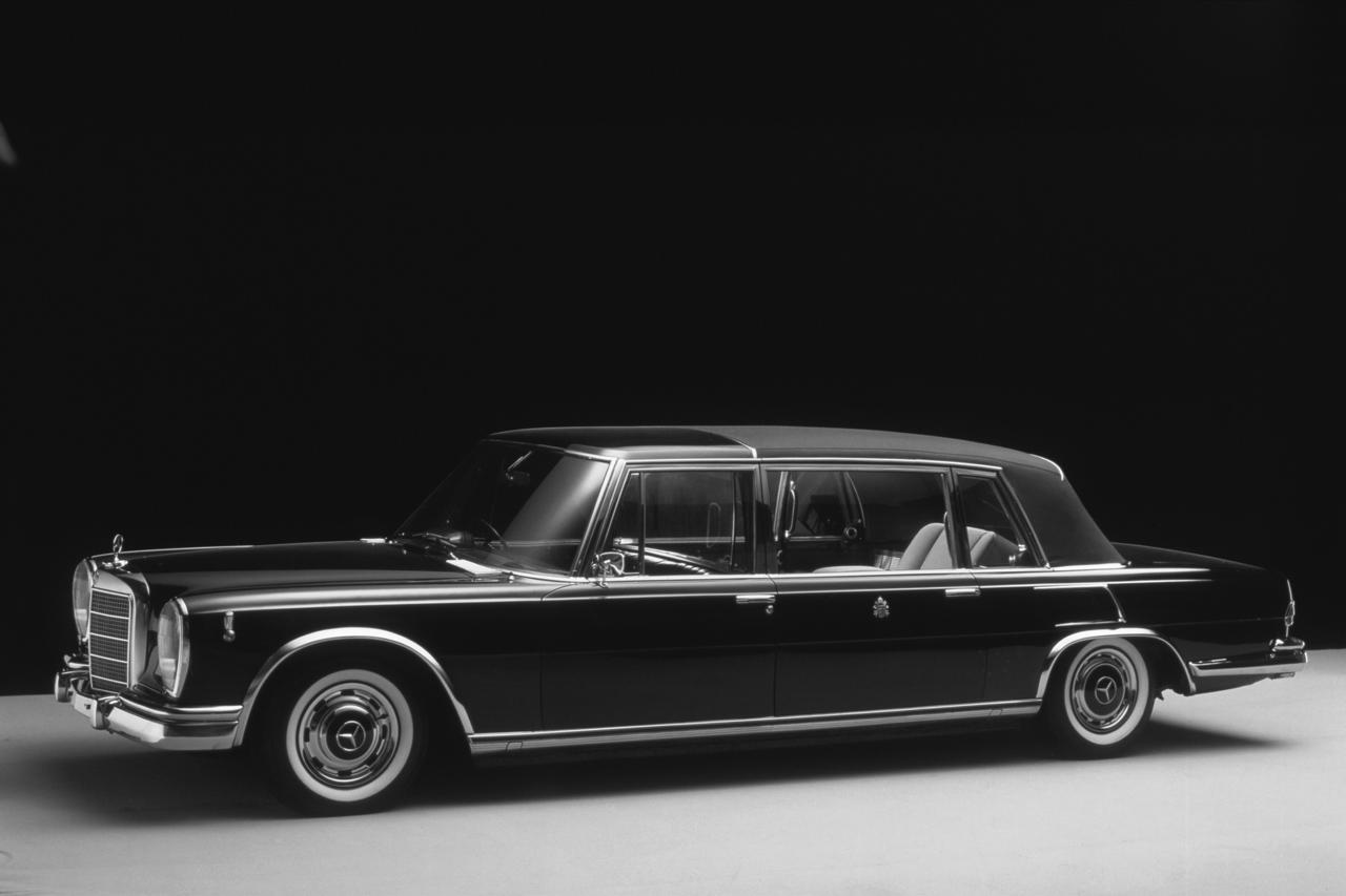 Mercedes-Benz W100 1964 - 1981 Sedan #1