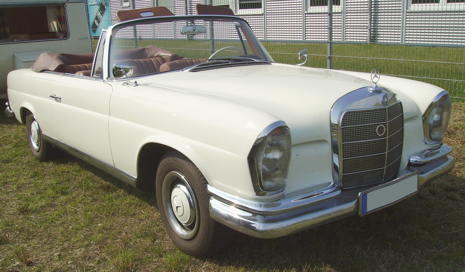 Mercedes-Benz W111 1959 - 1971 Coupe #4