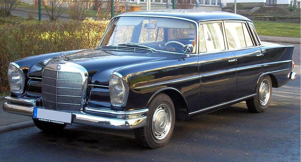 Mercedes-Benz W111 1959 - 1971 Sedan #8