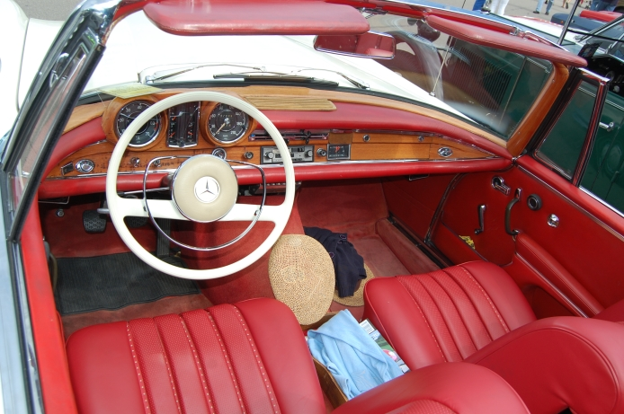Mercedes-Benz W111 1959 - 1971 Coupe #5