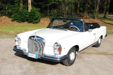 Mercedes-Benz W111 1959 - 1971 Sedan #1