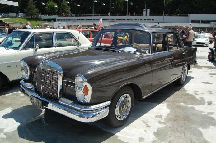 Mercedes-Benz W111 1959 - 1971 Sedan #3
