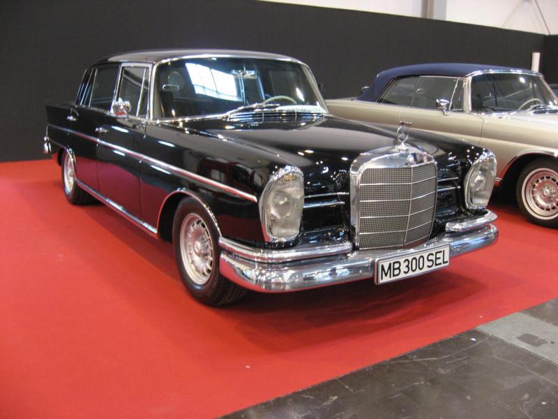 Mercedes-Benz W111 1959 - 1971 Sedan #2