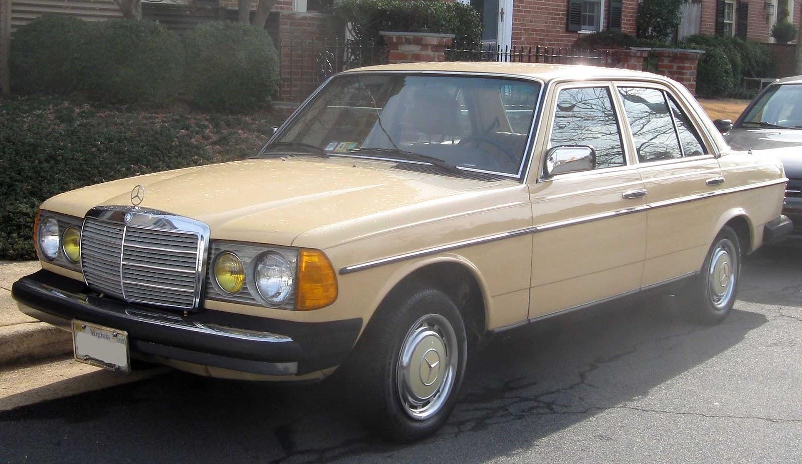 Mercedes-Benz W114 1967 - 1977 Sedan #4
