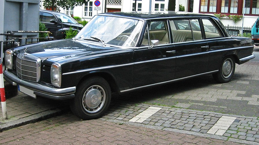 Mercedes-Benz W114 1967 - 1977 Sedan #8