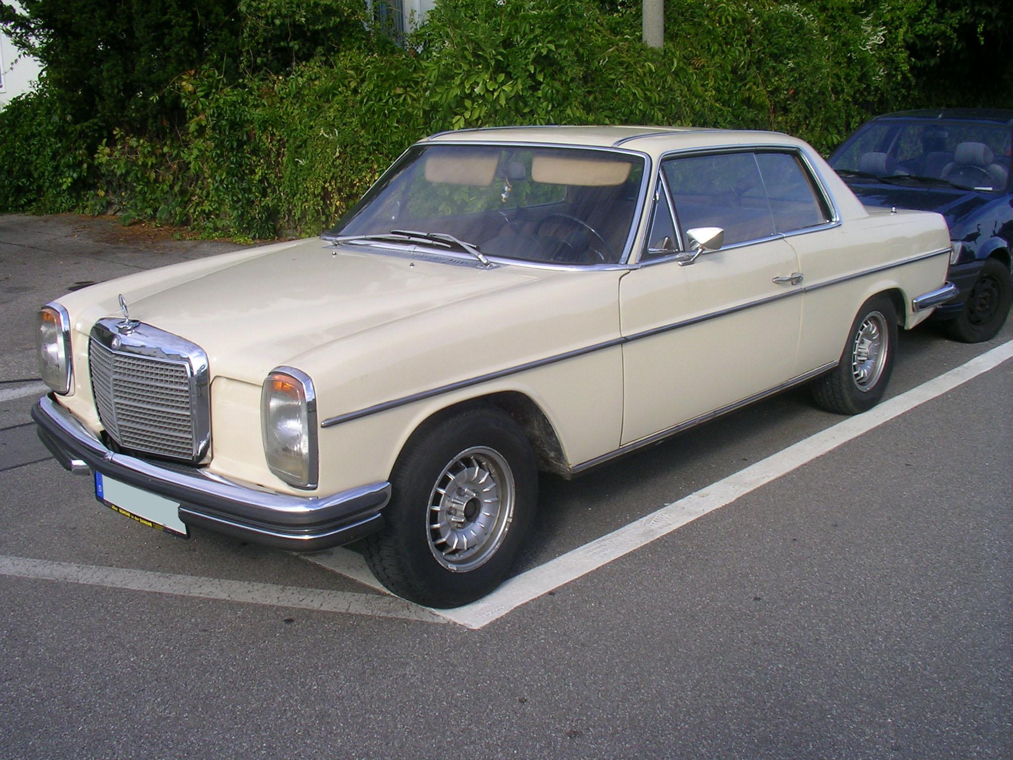 Mercedes-Benz W114 1967 - 1977 Sedan #7