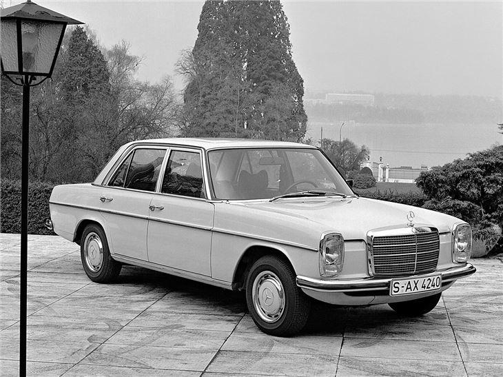 Mercedes-Benz W114 1967 - 1977 Sedan #6