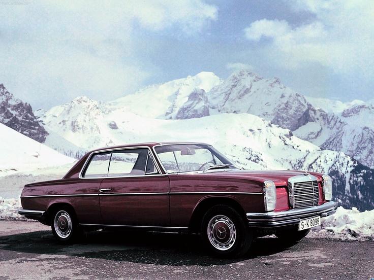 Mercedes-Benz W114 1967 - 1977 Sedan #3