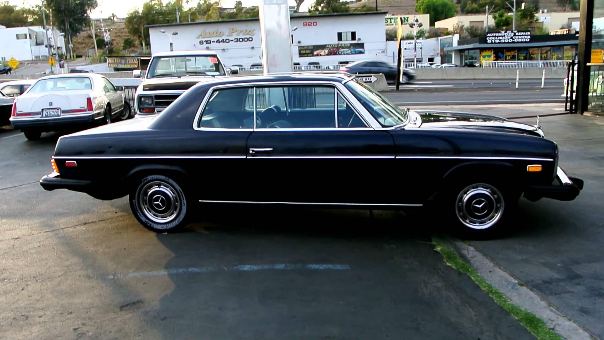 Mercedes-Benz W115 1968 - 1976 Sedan #2