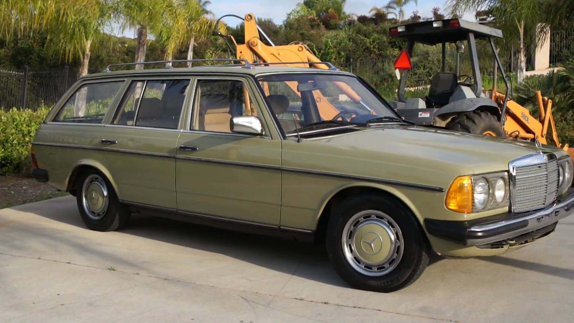 Mercedes-Benz W123 1975 - 1985 Coupe #6