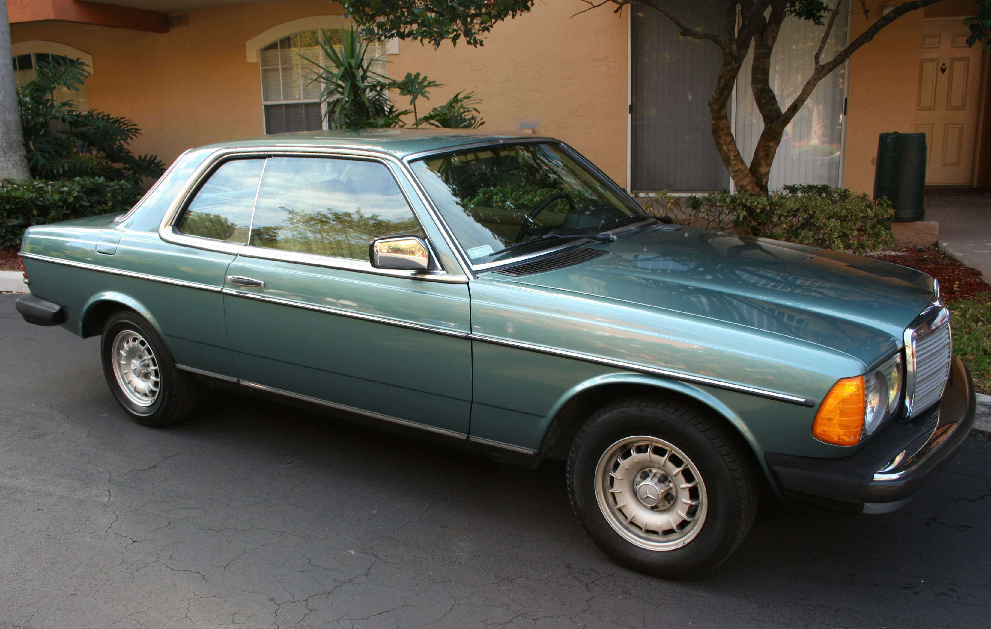 Mercedes-Benz W123 1975 - 1985 Coupe #1