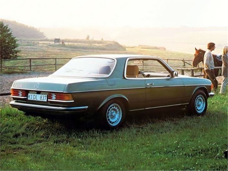 Mercedes-Benz W123 1975 - 1985 Coupe #2