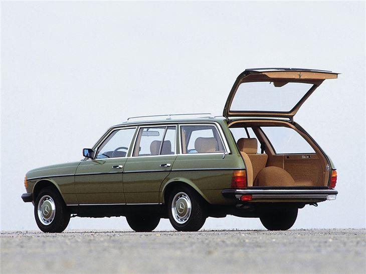 Mercedes-Benz W123 1975 - 1985 Station wagon 5 door #6