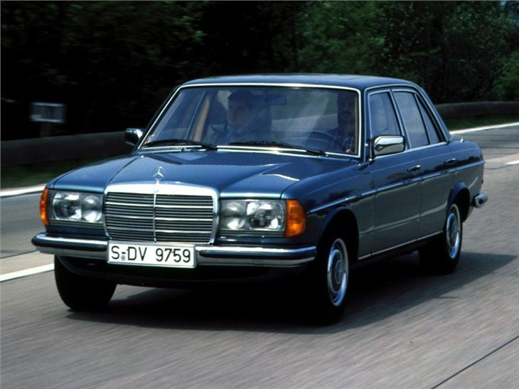 Mercedes-Benz W123 1975 - 1985 Coupe #5
