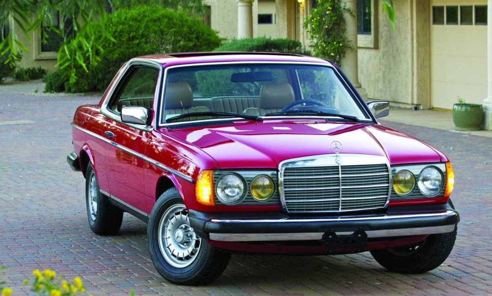 Mercedes-Benz W123 1975 - 1985 Station wagon 5 door #8