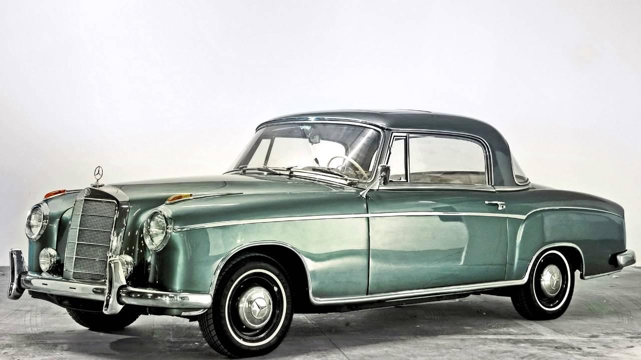 Mercedes-Benz W128 1958 - 1960 Cabriolet #4