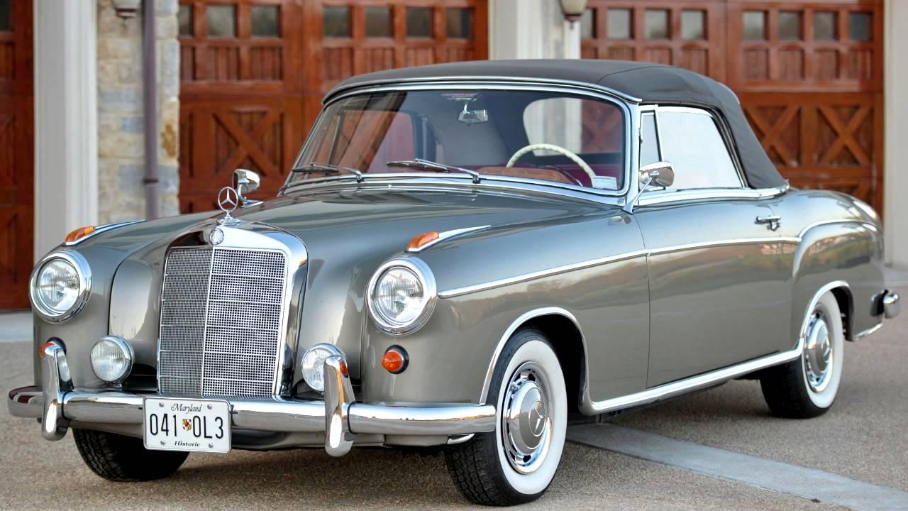 Mercedes-Benz W128 1958 - 1960 Cabriolet #6