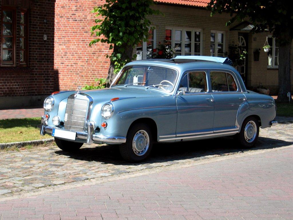 Mercedes-Benz W128 1958 - 1960 Cabriolet #8