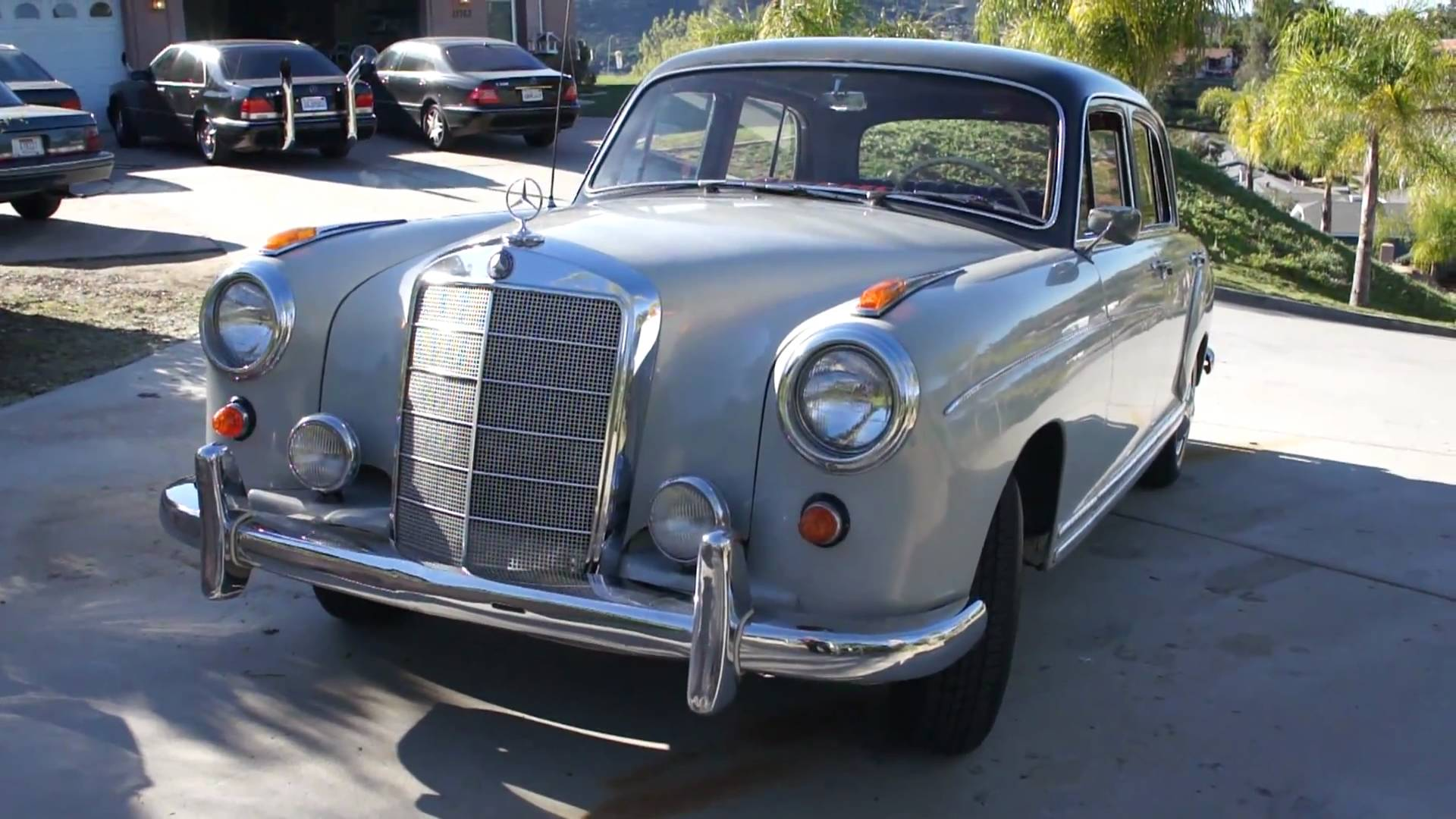 Mercedes-Benz W128 1958 - 1960 Sedan #3