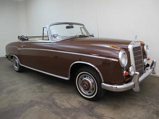 Mercedes-Benz W128 1958 - 1960 Sedan #6