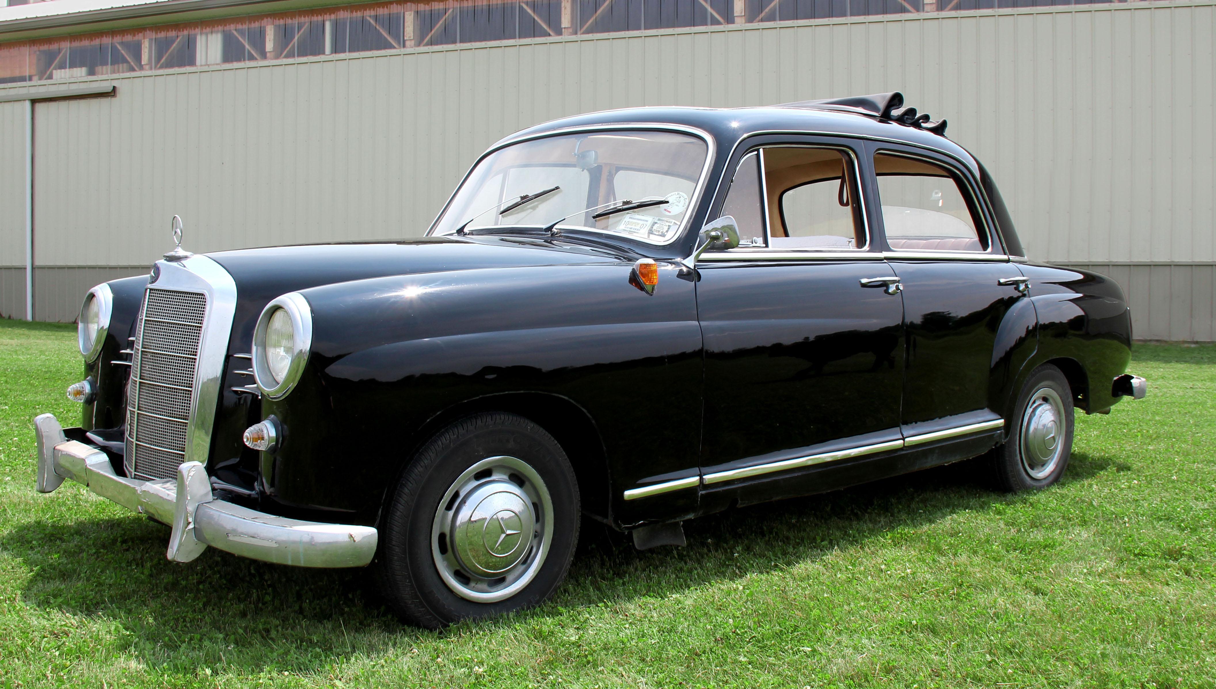 Mercedes-Benz W128 1958 - 1960 Sedan #5