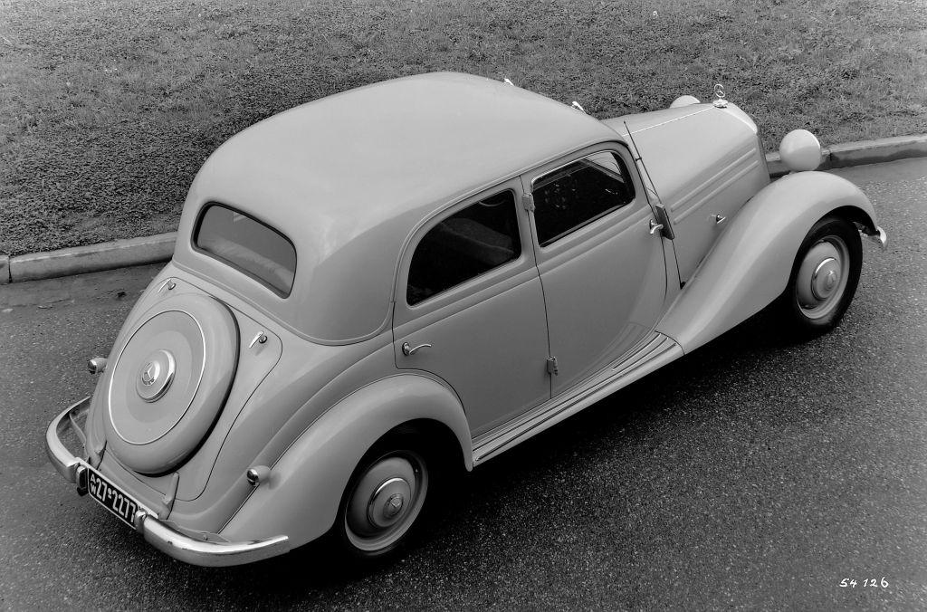 Mercedes-Benz W136 1936 - 1955 Sedan #5