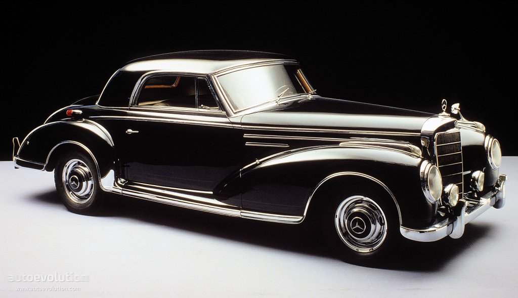 Mercedes-Benz W188 1951 - 1958 Coupe #8