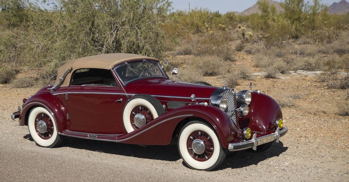 Mercedes-Benz W29 I 1934 - 1936 Cabriolet #5