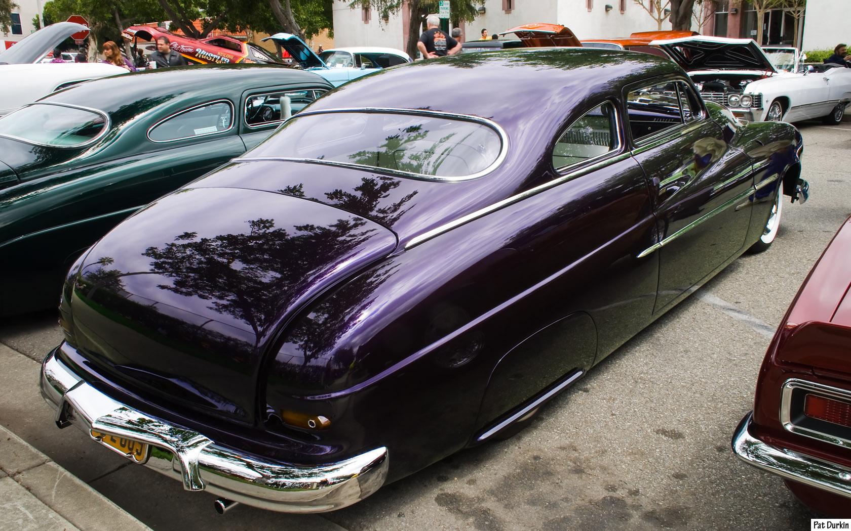 Mercury Eight III 1949 - 1951 Sedan #5