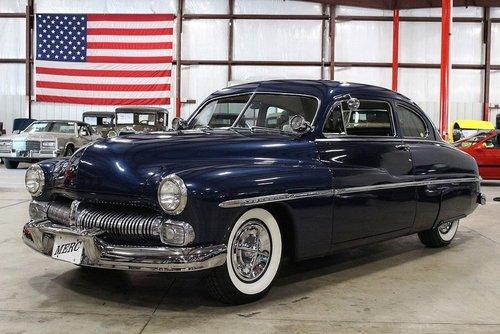 Mercury Eight III 1949 - 1951 Station wagon 5 door #1