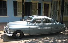 Mercury Eight III 1949 - 1951 Station wagon 5 door #3