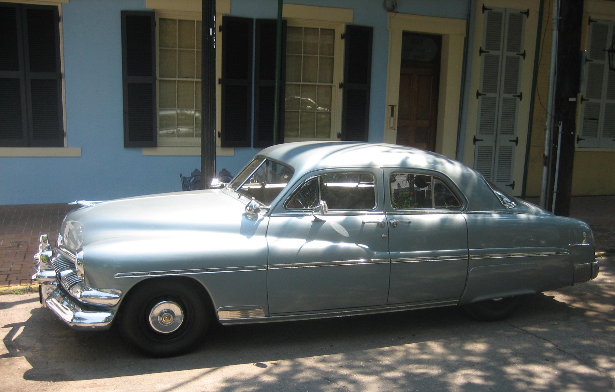 Mercury Eight III 1949 - 1951 Station wagon 5 door #5
