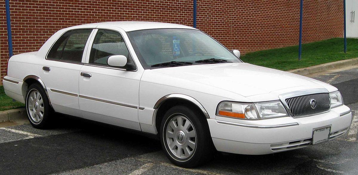Mercury Grand Marquis IV Restyling 2005 - 2011 Sedan #8