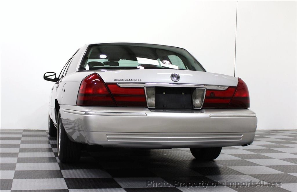 Mercury Grand Marquis IV Restyling 2005 - 2011 Sedan #1