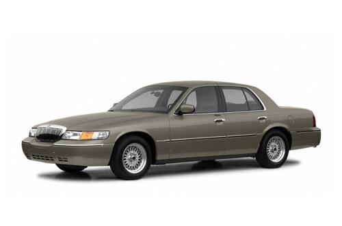 Mercury Grand Marquis IV Restyling 2005 - 2011 Sedan #2