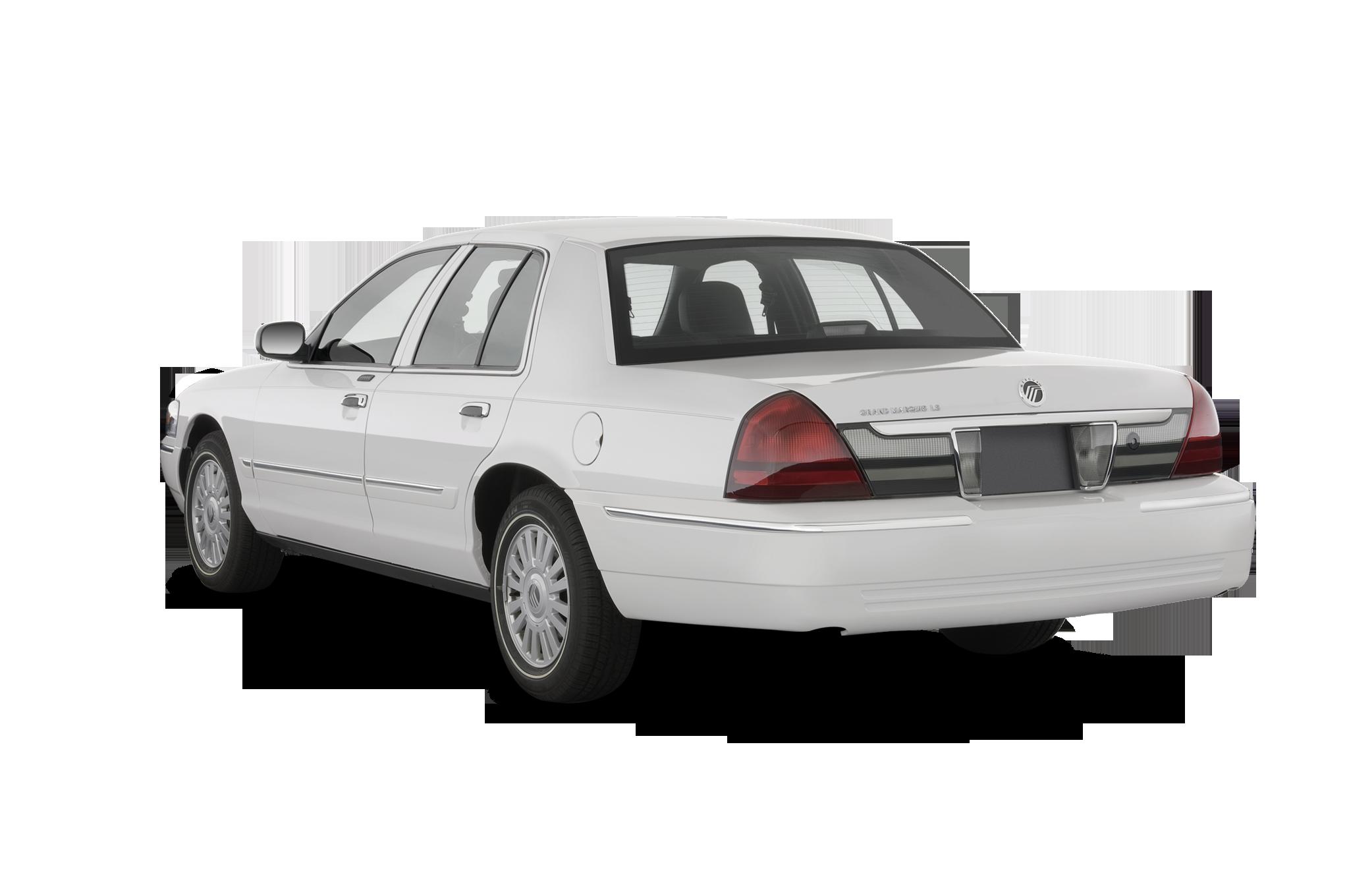 Mercury Grand Marquis IV Restyling 2005 - 2011 Sedan #4