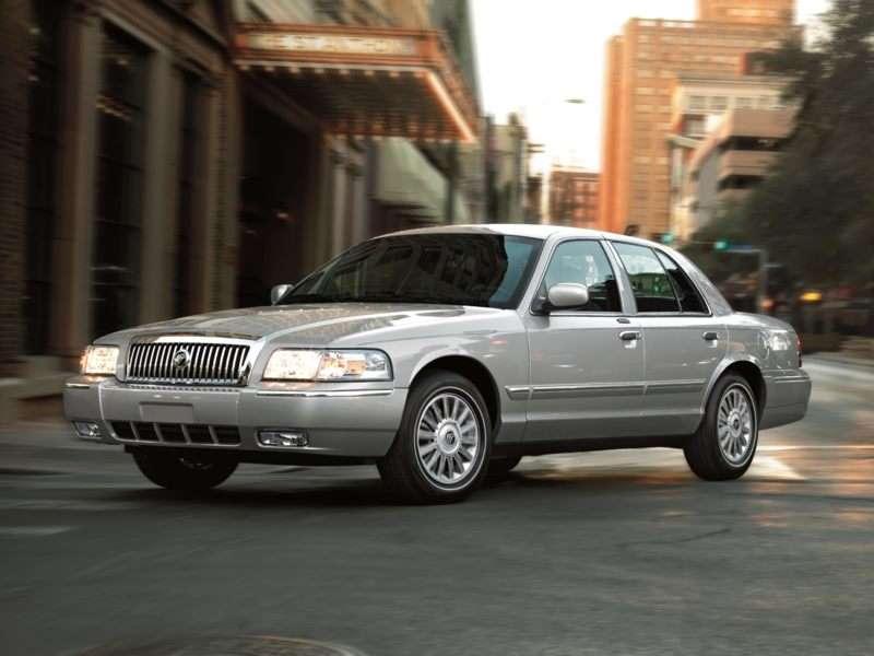 Mercury Grand Marquis IV Restyling 2005 - 2011 Sedan #3