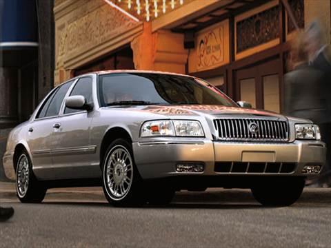Mercury Grand Marquis IV Restyling 2005 - 2011 Sedan #5