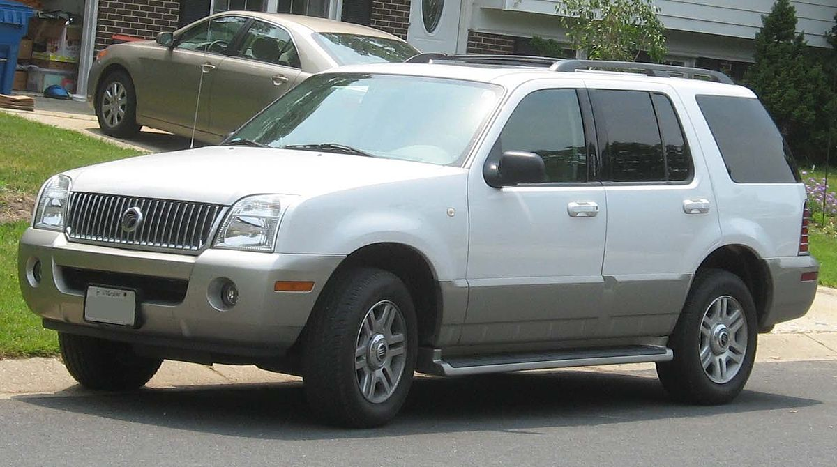 Mercury Mountaineer III 2005 - 2010 SUV 5 door #7