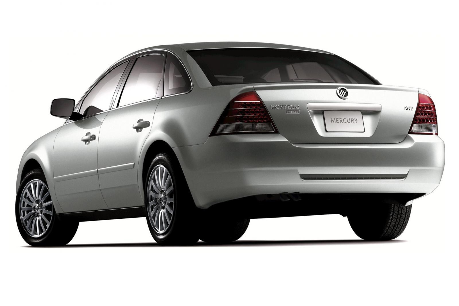 Mercury Montego 2004 - 2007 Sedan #1