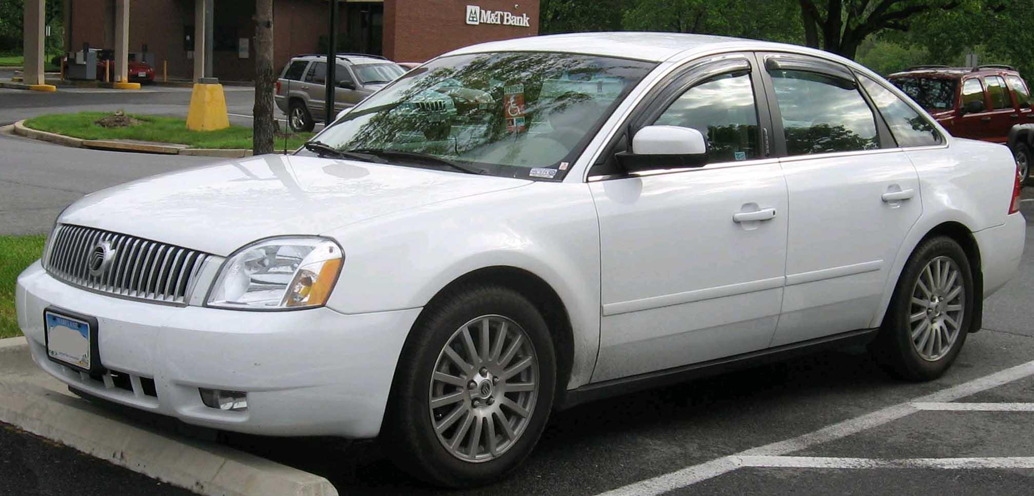 Mercury Montego 2004 - 2007 Sedan #8