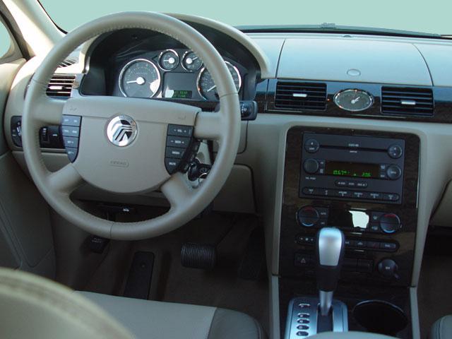 Mercury Montego 2004 - 2007 Sedan #3