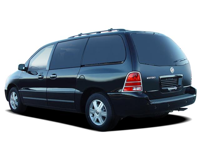 Mercury Monterey 2004 - 2007 Minivan #3
