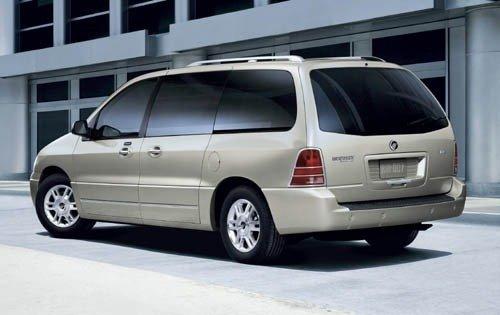 Mercury Monterey 2004 - 2007 Minivan #4
